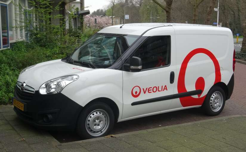 Veolia operates more effectively thanks to its desktop management today