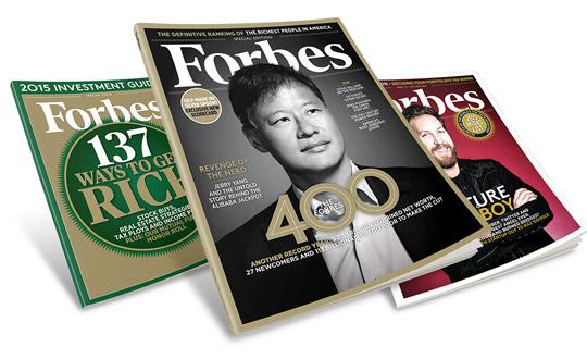 Implementácia video riešení pre magazín Forbes na Slovensku