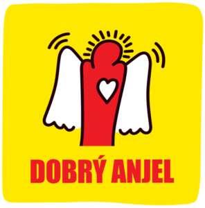 Dobrý anjel logo