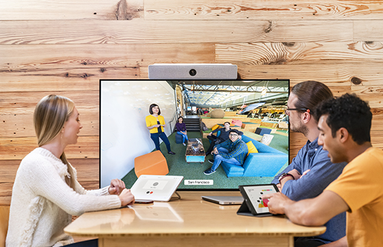 Profesionální videokonference pro malé i velké firmy