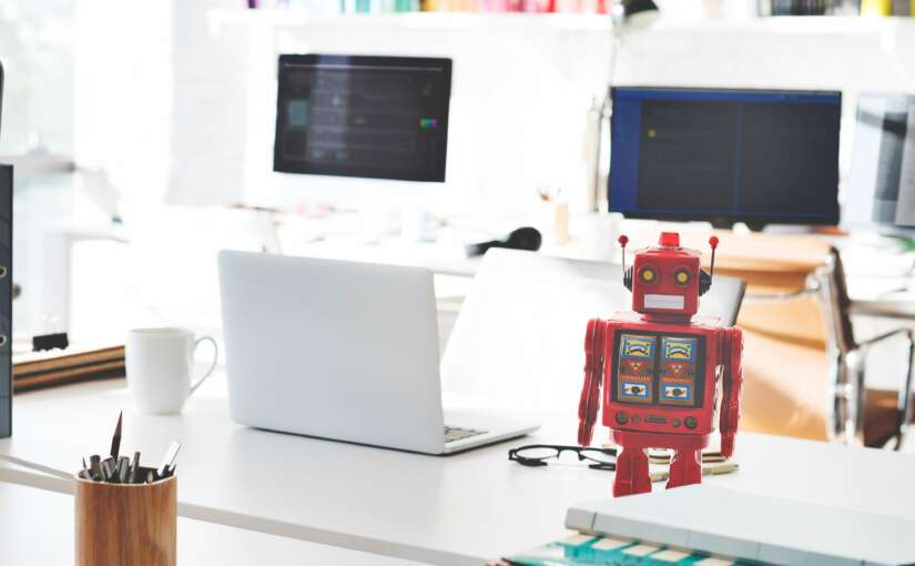 "IN SOITRON, WE ""EMPLOYED"" A ROBOT THAT CAN HANDLE A HALF-HOUR PROCESS IN 30 SECONDS, ON ITS OWN"