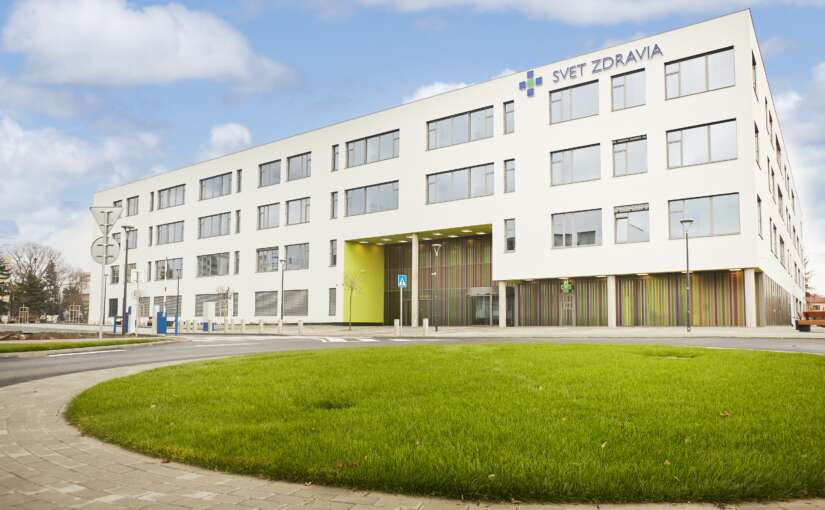 INNOVATIVE APPLICATIONS FOR A NEXT-GENERATION HOSPITAL BASED ON A COMMUNICATION NETWORK BY SOITRON