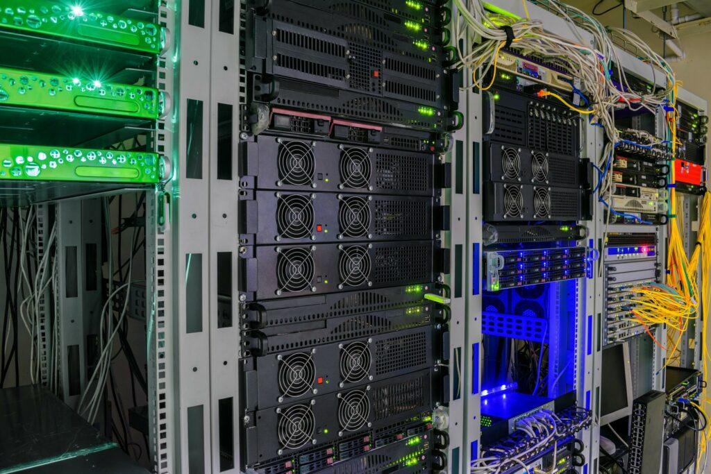 serverovňa